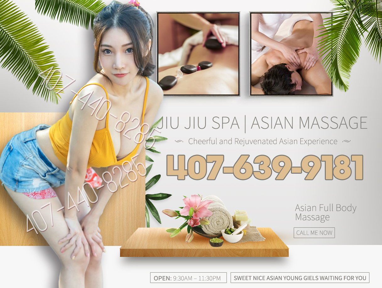 Asian Massage Orlando | Sweet Nice Asian girls
